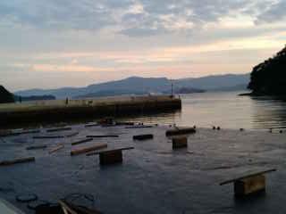西海市横瀬での釣り(1)091013