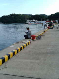 西海市横瀬での釣り(3)091013