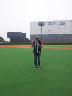 大田スタジアムにて5