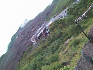 富士登山へ7