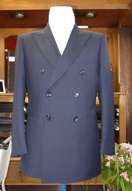 両前のジャケット