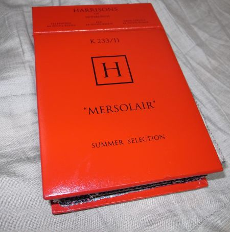 MERSOLAIR(メルソレア)のバンチブック