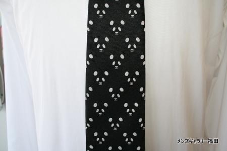 パンダのネクタイ
