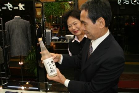 新潟県柏崎市の地酒かめぐち酒
