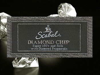 スキャバルのダイヤモンドチップ