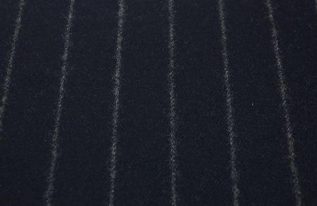 ゼニアのトロフェオカシミアフランネルの紺