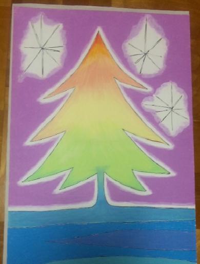 20091220松本クリスマスツリー