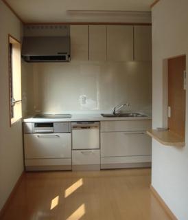I邸キッチン1