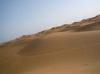 サハラ砂漠1