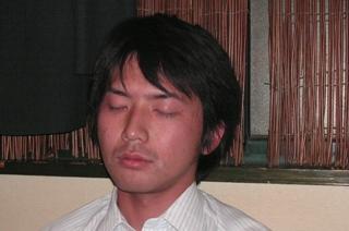 歓迎会笹本君