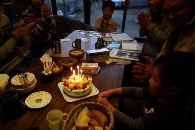 マコ誕生日