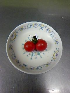 2個1トマト
