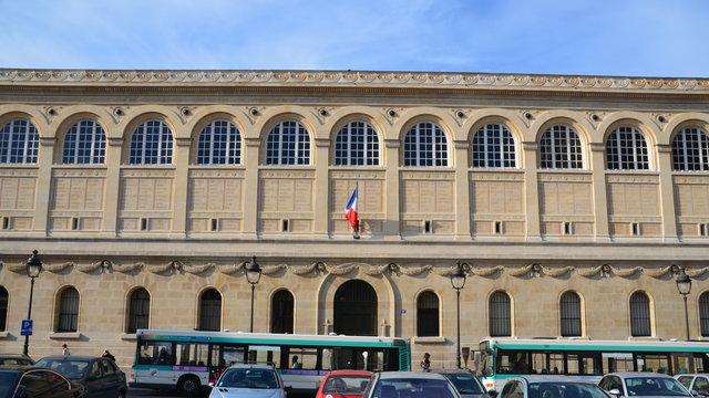 サント・ジュヌヴィエーヴ図書館