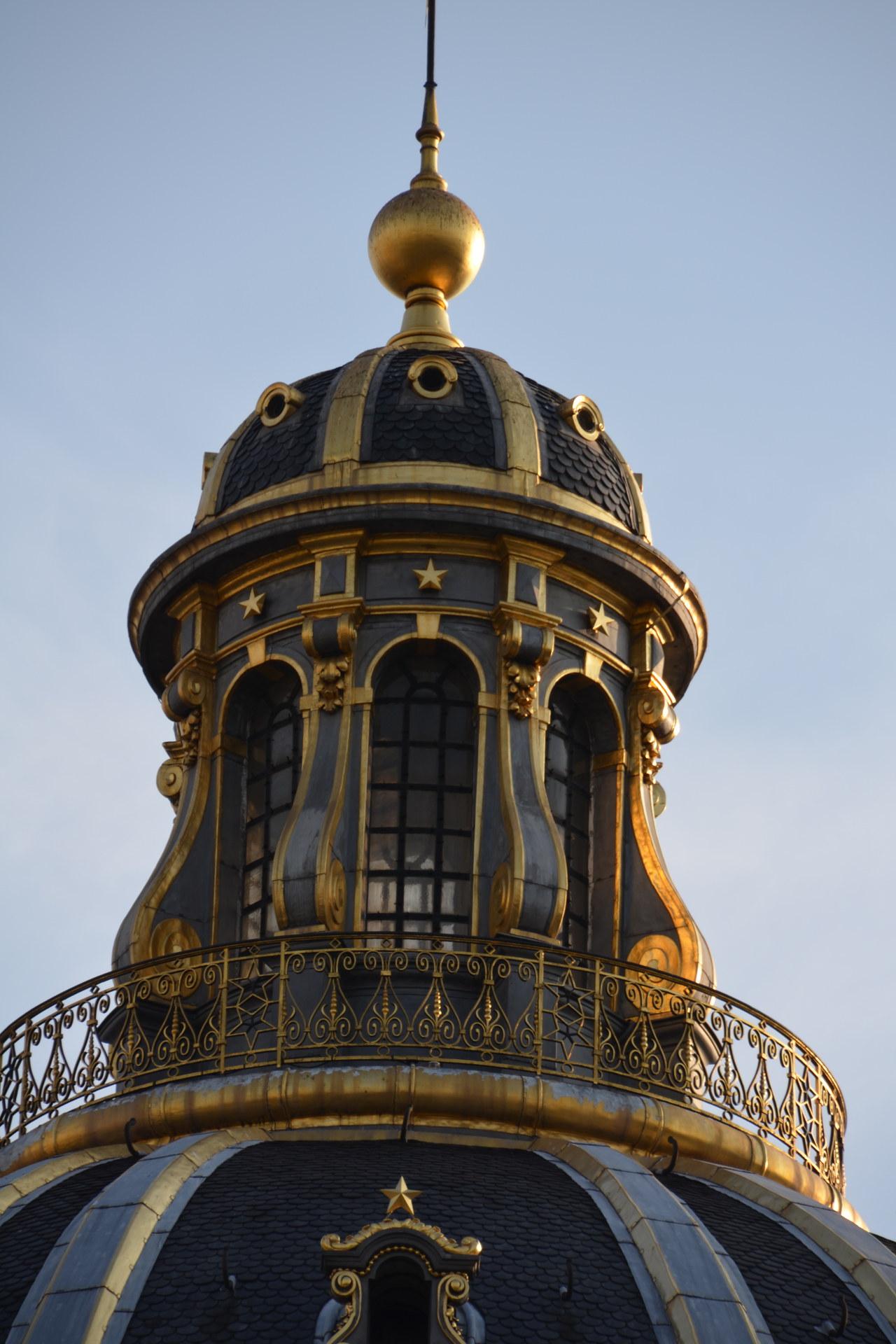 望み……望見 - フランス学士院のドーム