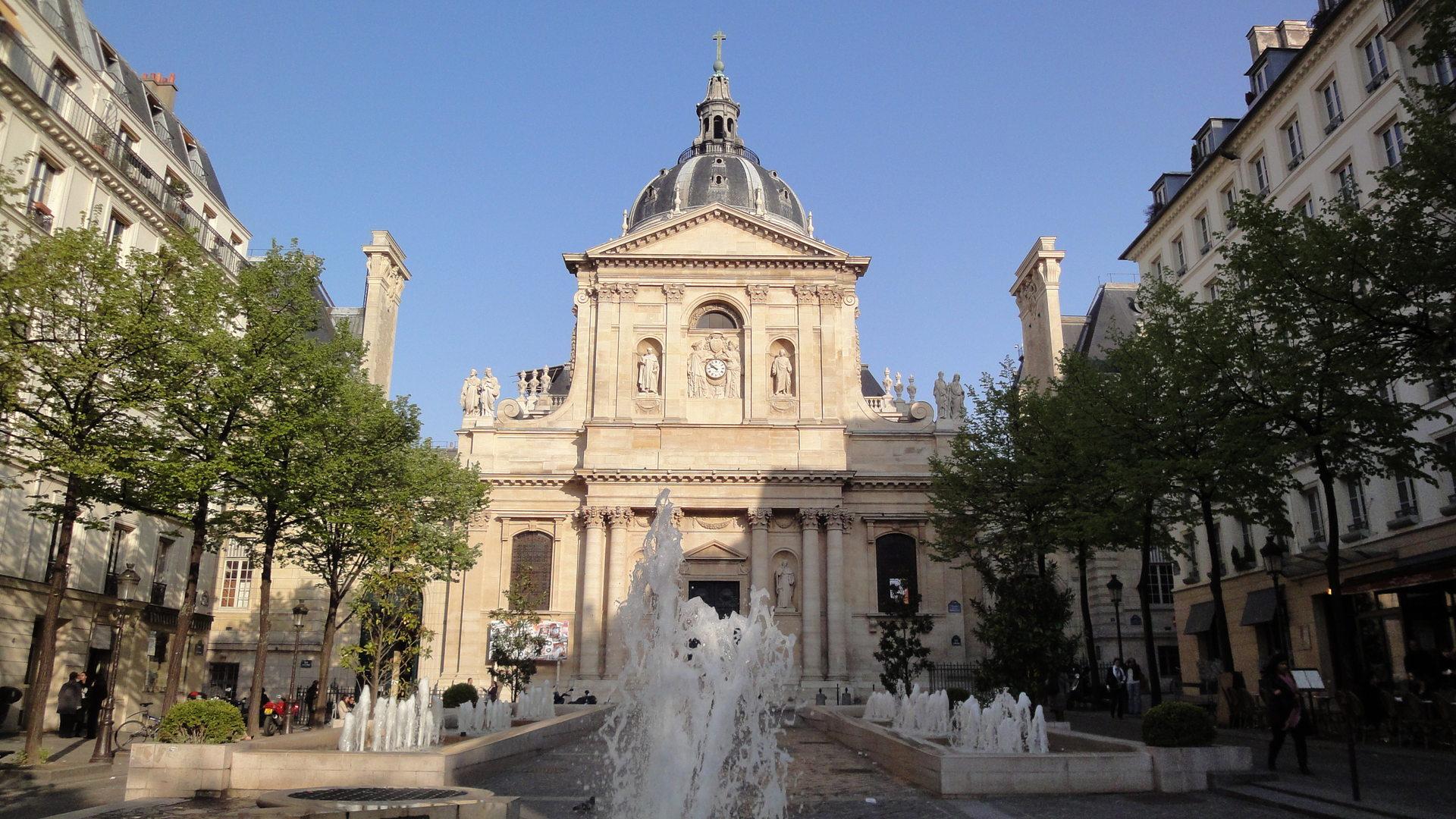 パリ大学 : 世界の偉人「一言で...