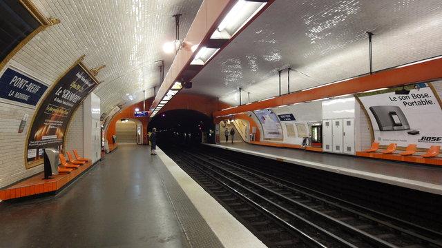 ポン・ヌフ駅