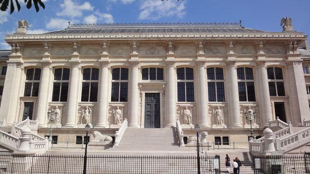 パリの最高裁判所
