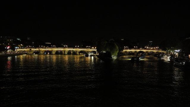 ポン・ヌフの夜