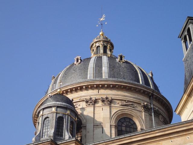 フランス学士院のドーム