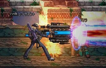 レーザーライフル