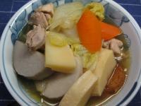 食 京芋の和風コンソメ 091029_cIMG_4964