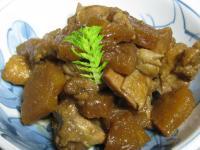 食 鶏のパイナップル煮 110505_cIMG_9574