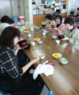 5班昼食1