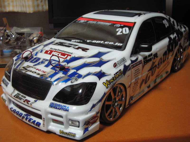 ヨコモ GOODYEAR Racing ゼロク...