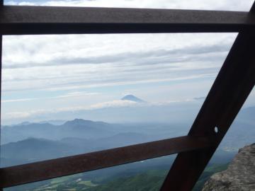 ハシゴ富士