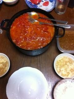 レンジトマト蒸し