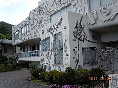 堂本印象美術館2