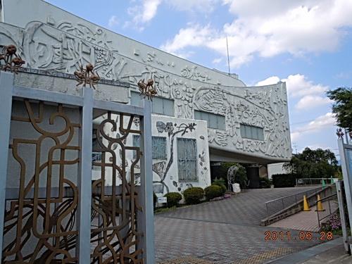 堂本印象美術館6