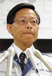 西山英彦元官房審議官(54)