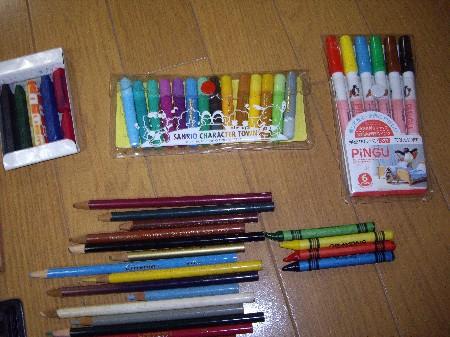 色鉛筆等003