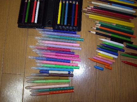 色鉛筆等005