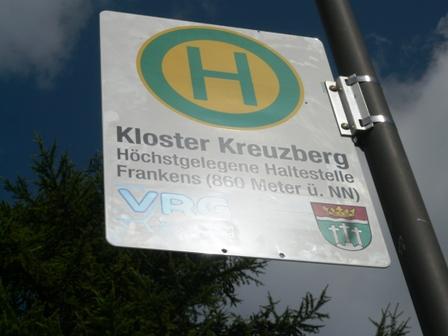 kreuzberg haltestelle