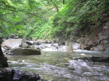 那須の渓 (3)
