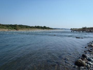 カジカ釣り (1)