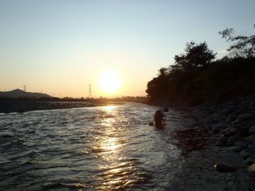 カジカ釣り(3)