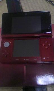 シャア専用3DS