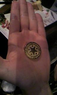 リアルちいさなメダル