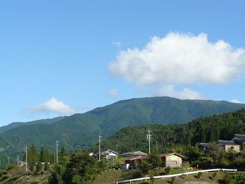 今日の三界山