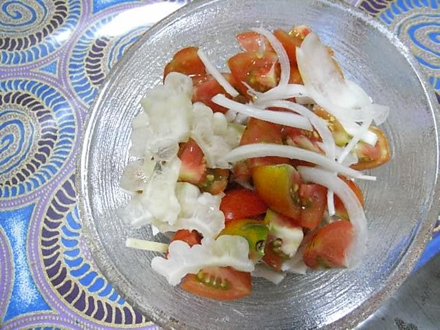 パパイヤサラダ