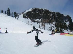 vader minakami snowboard launch