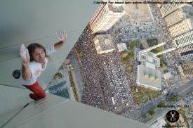alain rober in Abu Dhabi 2007