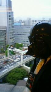 vadar and 首都高