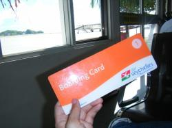 seychelles air boarding pass