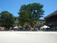 Coral Strand Hotel sea side