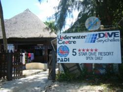 seychelles PADI dive centre