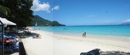 Beau Vallon Bay Beach